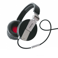 Focal Spirit One Closed Circumaural Black Headphones - JMLSPIRONE