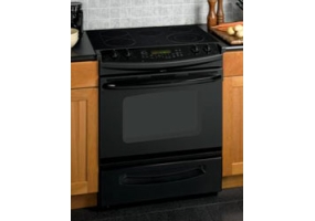 GE - JSP46DPBB - Slide-In Electric Ranges