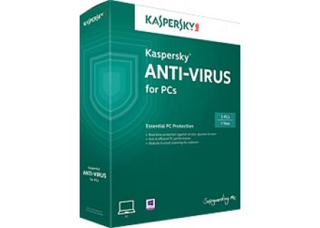 Kaspersky - KAV1403121USZZ - Software