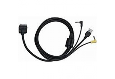 Kenwood - KCA-IP302 - Mobile iPod Adapters