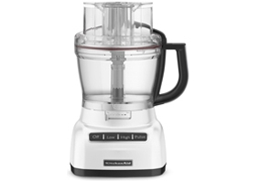 KitchenAid - KFP1333WH - Food Processors