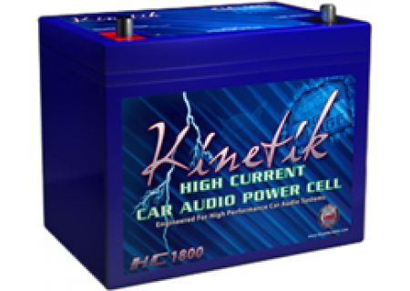 Kinetik - KHC1800 - Mobile Installation Accessories