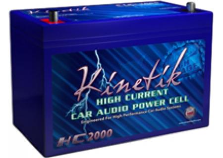 Kinetik - KHC2000 - Mobile Installation Accessories