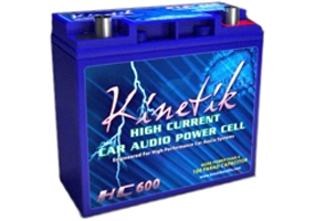 Kinetik - KHC600 - Mobile Installation Accessories