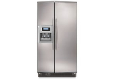 KitchenAid - KSRY25CVMS - Side-by-Side Refrigerators