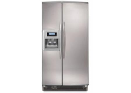 KitchenAid - KSRY25CVMS - Side-by-Side Refrigerators