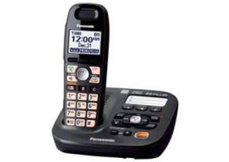 Panasonic - KX-TG6591T - Cordless Phones