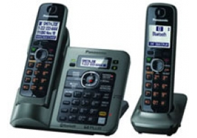 Panasonic - KX-TG7642M - Cordless Phones