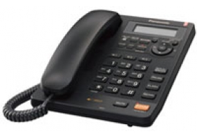 Panasonic - KX-TS620B - Corded Phones