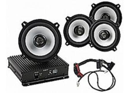 Bazooka - MC-HD-AK4 - 5 1/4 Inch Car Speakers