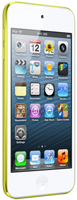 Apple 64GB Yellow 5th Generation iPod Touch - MD715LL/A