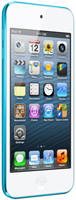 Apple 64GB Blue 5th Generation iPod Touch - MD718LL/A