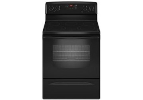 Maytag - MER7685BB - Free Standing Electric Ranges