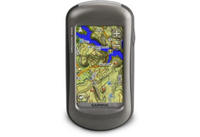 Garmin - OREGON450T - Hiking GPS