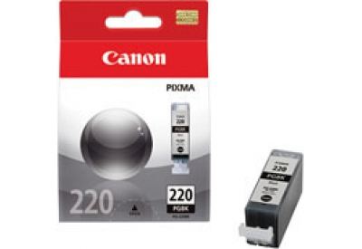Canon - PGI-220 BLACK - Printer Ink & Toner