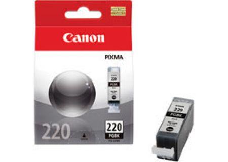 Canon - PGI-220 BLACK - Printer Ink & Toner