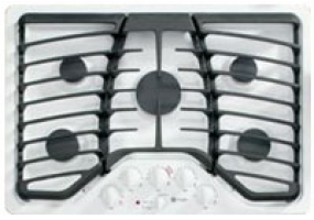 GE - PGP953DETWW - Gas Cooktops