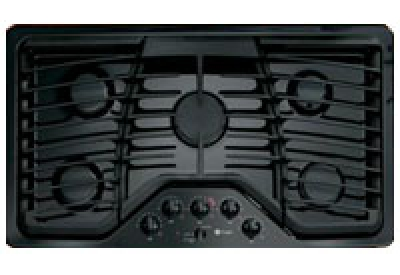 GE - PGP976DETBB - Gas Cooktops