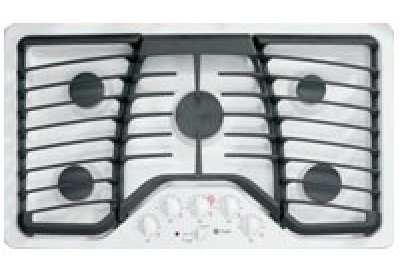 GE - PGP976DETWW - Gas Cooktops