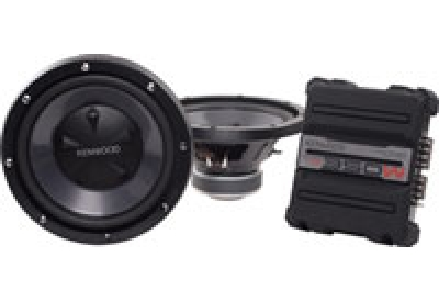 Kenwood - P-W510 - Car Audio Amplifiers