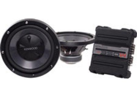 Kenwood - P-W510 - Car Audio Amplifiers