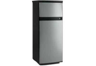 avanti platinum top freezer apartment size refrigerator