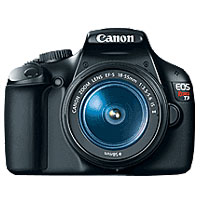 Canon EOS Digital SLR Camera - REBEL T3i