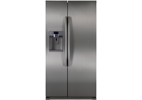 Samsung - RSG257AARS - Side-by-Side Refrigerators