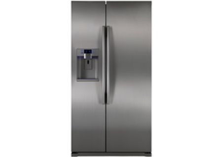 Samsung RSG257 Stainless Steel Side-By-Side Refrigerator - RSG257AARS