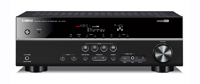 Yamaha 5.1 Channel Black AV Home Theater Receiver - RX-V375