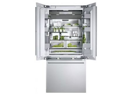 "Gaggenau 36"" Counter Depth Panel Ready 3-Door Refrigerator - RY492701"