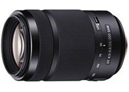Sony DT 55-300mm f4.5-5.6 SAM Telephoto Zoom Lens - SAL55300