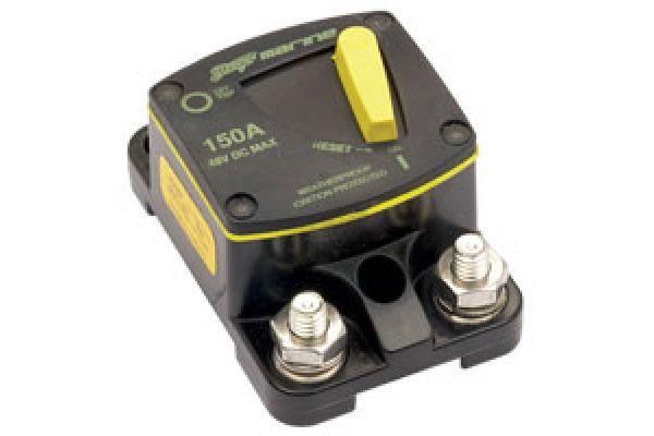 Stinger 150 Amp Marine Circuit Breaker - SCBM150