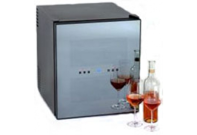 Avanti superconductor 16 bottle wine chiller swc1600m 1 for 16 bottle wine cabinet with glass door espresso