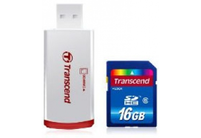 Transcend - TS16GSDHC6P2 - Memory Cards