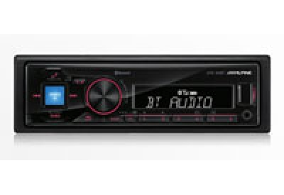 Alpine - UTE-42BT - Car Stereos - Single DIN
