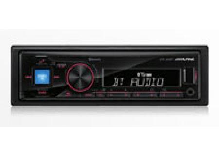 Alpine - UTE-42BT - Car Stereos - Single DIN