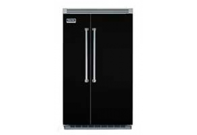 Viking - VCSB5482BK - Built-In Side-By-Side Refrigerators