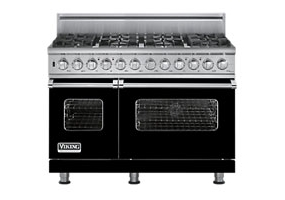 Viking - VDSC5486QBK - Dual Fuel Ranges