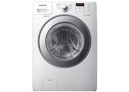 Samsung - WF241ANW/XAA - Front Load Washing Machines