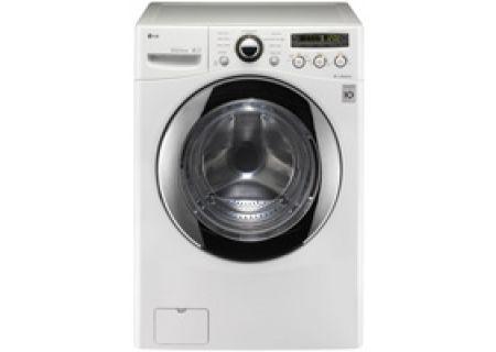 LG - WM2350HWC  - Front Load Washing Machines