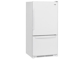 Amana - ABB2524DEW - Bottom Freezer Refrigerators