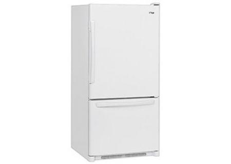 Amana - ABB2524DEW - Bottom Freezer Refrigerators