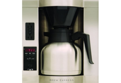 Brew Express - BE112SS - Coffee Makers & Espresso Machines