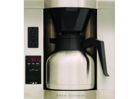 Lance Larkin Brew Express 12 Cup Coffee System Be112ss