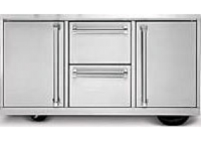 Viking Outdoor - BQC530T1-SS - Grill Carts And Drawers