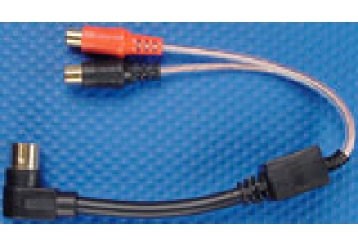 Kenwood - CA-C1AUX - Car Audio Cables & Connections