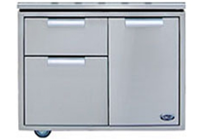 DCS - CAD36 - Grill Carts & Drawers