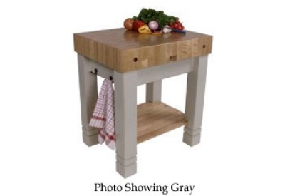 John Boos - CUBB3024CH - Carts & Cutting Boards