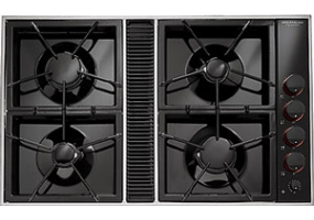 Jenn-Air - CVGX2423B - Gas Cooktops